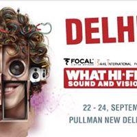 What Hi-Fi Show 2017 (Delhi)