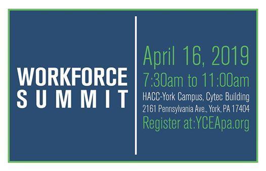 Workforce Summit At Hacc York Campus Cytec Building Arthur J