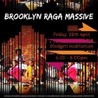 Brooklyn Raga Massive presents The Raga Jazz Messengers