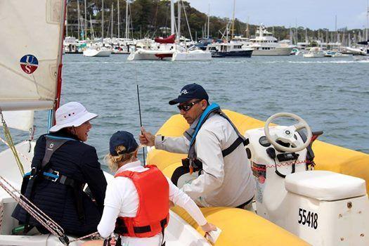 Sailing Coach Course