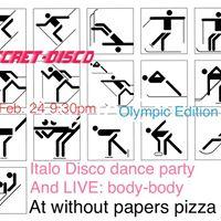 Secret-Disco with Body Body Live