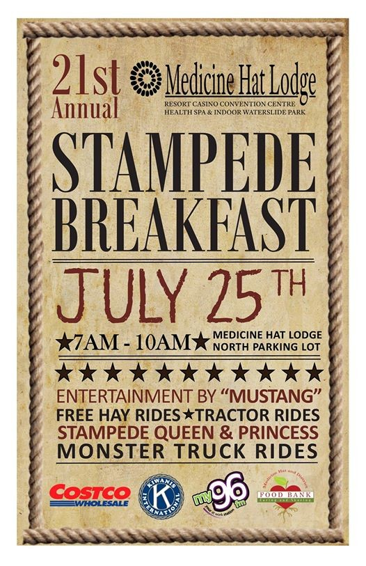 21st Annual Stampede Breakfast