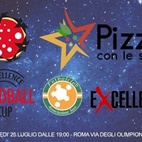Excellence Foodball Cup &amp Pizza con le Stelle