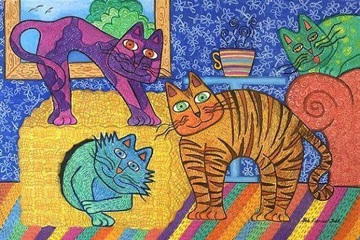KGA Opleiding Katten verzorgen in de praktijk -lesdag 1