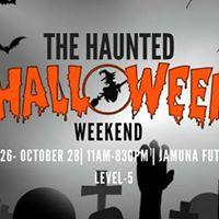 The Haunted Halloween Weekend