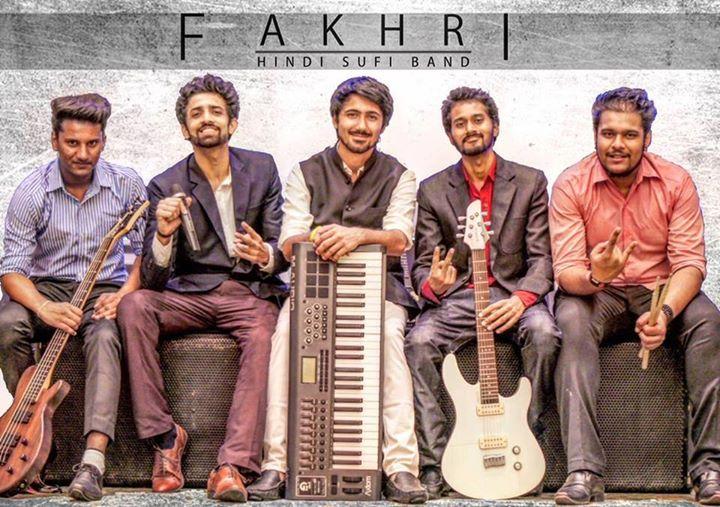 FAKHRI Band (Delhi)  Acoustic Night  Anniversary Week