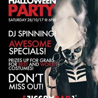 Halloween Party NOT to Be Missed