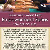 Tween &amp Teen Girls Empowerment Series