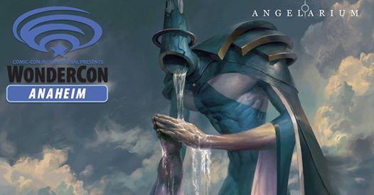 Angelarium at WonderCon 2019 in Anaheim