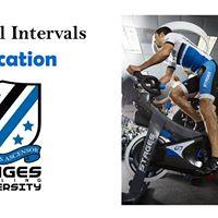 Optimal Intervals Workshop  Sports Academy