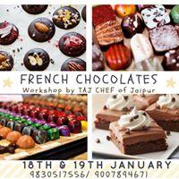French Chocolates by TAJ CHEF of Jaipur