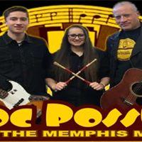 Doc Possum and The Memphis Mafia