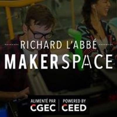 L'Atelier Makerspace Richard L'Abbé UOttawa Richard L'Abbé Makerspace