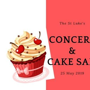 St Lukes Concert and Cake Sale