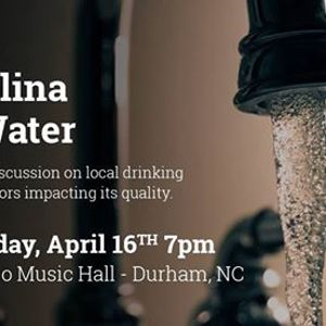 Stories of North Carolina Drinking Water