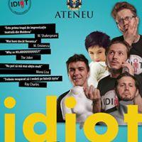 Spectacol de Impovizaie - Trupa IDIOT