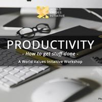Workshop on Productivity