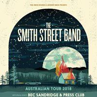 Mount Gambier - The Smith Street Band Bec Sandridge Press Club