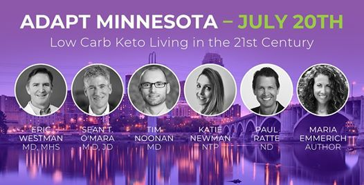 ADAPT MINNESOTA - Low Carb Keto Living in the 21st Century