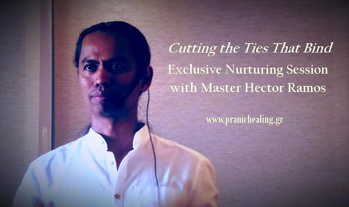 Cutting the ties that bind with master hector ramos at - Hector ramos ...
