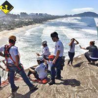 Rapel no Morro do Maluf - Guaruj SP (1ed)