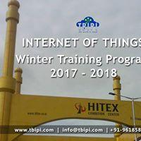 IoT Training - Winter Program in Hyderabad - TBIPI