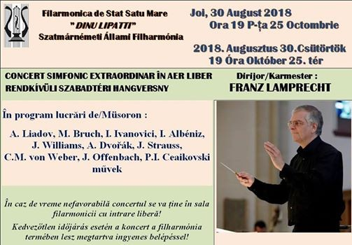 Concert in Aer LiberSzabadteri Hangverseny