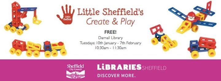 Little Sheffields Create & Play