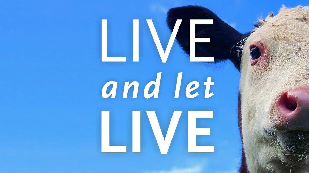 Free Film Fridays - Live and Let Live