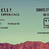 Dj Lelli Superfunk Experience at Ex Forno