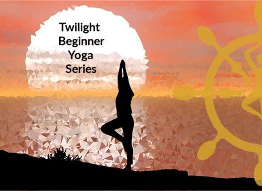 Twilight Beginner Yoga Series at Pearl Yoga & Fitness, Keyport