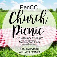 PenCC Church Picnic