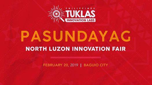Pasundayag Northern Luzon Innovation Fair