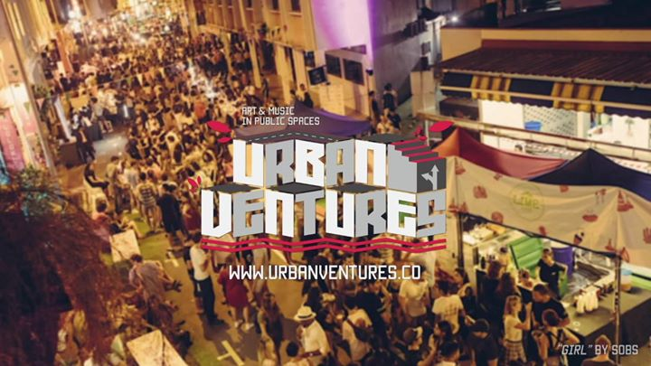 Urban Ventures Street Party - Vol. 9 (by Lopelab)