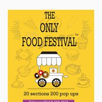 The ONLY FOOD Festival
