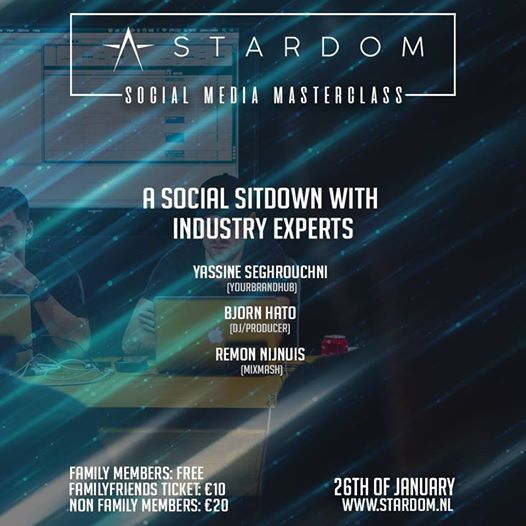 Stardom Masterclass A Social Sitdown With Experts