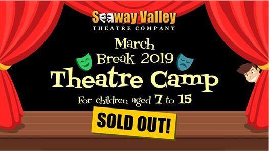 SVTC March Break 2019 Theatre Camp