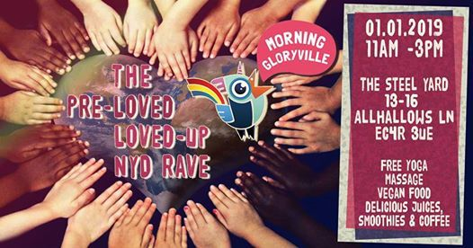 The Pre-Loved Loved-Up NYD Rave