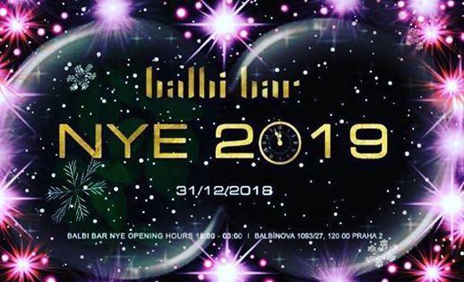 NYE 2019 BALBI BAR