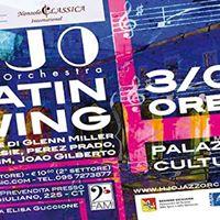 Hjo Jazz Orchestra - Latin &amp Swing