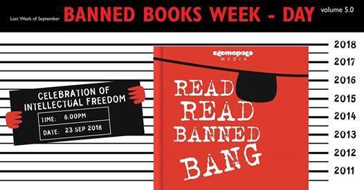Read Read Banned Bang - Vol. 5