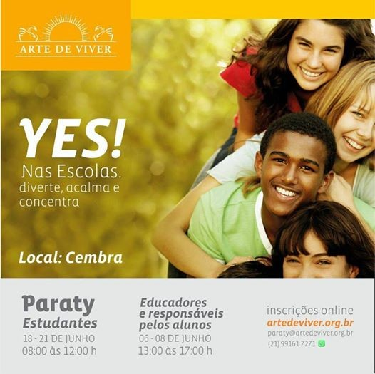 RJ - Paraty - Curso YES na Escolas