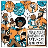 Independent Bookstore Day Party
