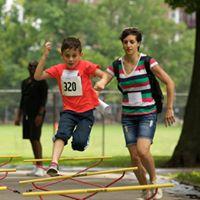Family Adventure Race  Crotona Park