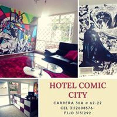 Hotel comic city