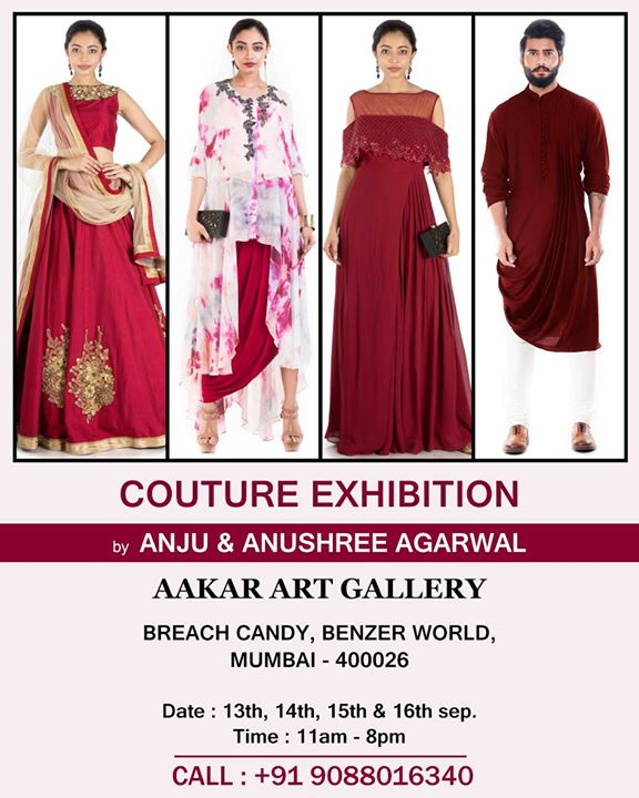 Couture Showcase - Mumbai