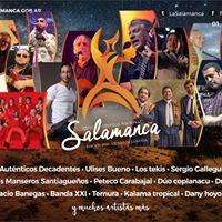 Festival de la Salamanca 2018