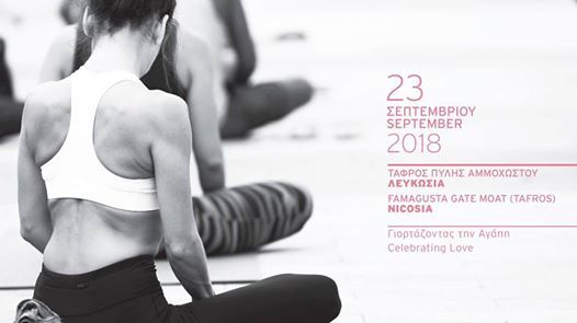 4th Open Yoga Day Cyprus 2018