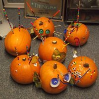 Longparish 21st Pumpkin competition