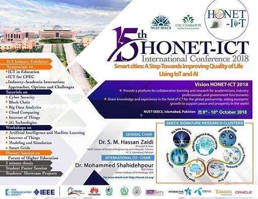 HONET ICT 2018